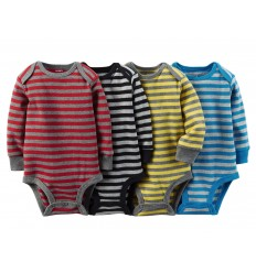 Set 4 Bodysuits Carters