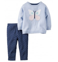 Set 2 piezas - Chaleco y Pantalon tipo Leggings