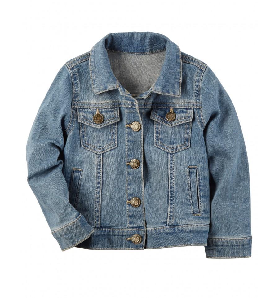 Compra grande chaqueta de mezclilla online al por mayor de