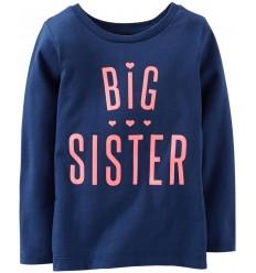 Polera Carters - Big Sister