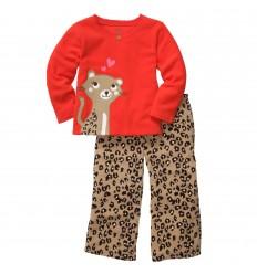 Pijama Micropolar 2 Piezas